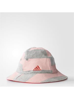 Панама Adidas. Цвет: серый