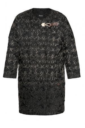 Пальто из жатой ткани 191541 Mouche