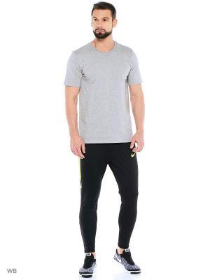 Брюки M NK DRY SQD PANT KPZ Nike. Цвет: черный, желтый