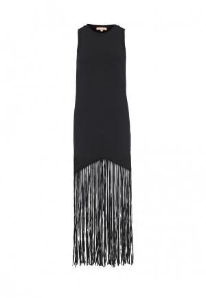 Платье By Swan. Цвет: черный