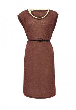 Платье Scotch&Soda. Цвет: разноцветный