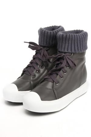 Ботинки Araz. Цвет: серый