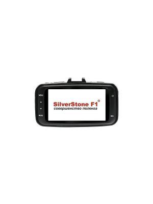 Видеорегистратор Silverstone F1 NTK-8000 F. Цвет: черный