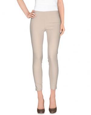 Повседневные брюки KATE. Цвет: бежевый