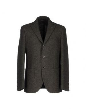 Пиджак SARTORIA LATORRE. Цвет: темно-зеленый