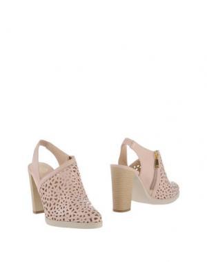 Ботинки HÉCOS. Цвет: розовый