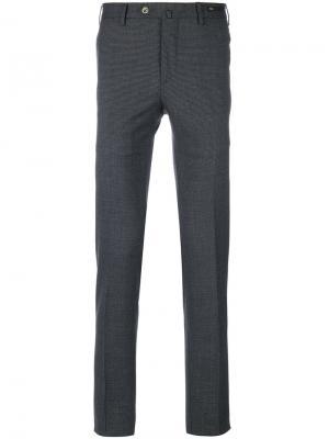 Классические брюки Pt01. Цвет: серый