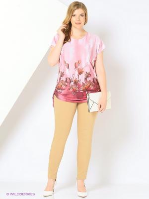 Джемперы Emi Filini. Цвет: розовый