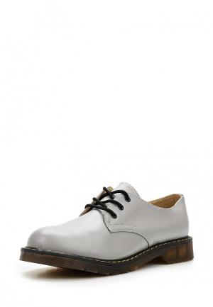 Ботинки Martin Pescatore. Цвет: серый