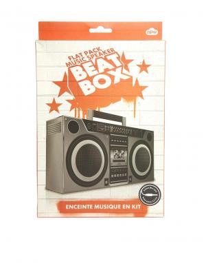 Колонки Beat Box Подарки. Цвет: мульти