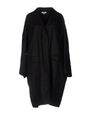 Легкое пальто OPENING CEREMONY. Цвет: черный