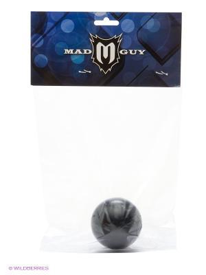 Мяч для смарт-хоккея тренировочный MAD GUY. Цвет: черный