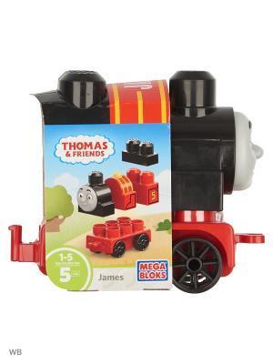Томас и друзья: паровозики в ассортименте THOMAS & FRIENDS. Цвет: черный, темно-бордовый