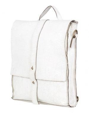 Рюкзаки и сумки на пояс CORSIA. Цвет: белый
