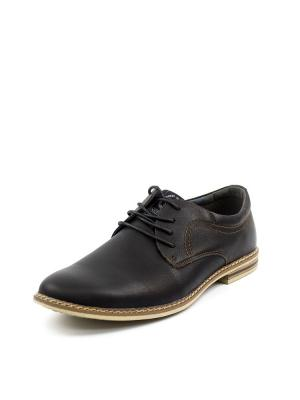 Туфли Instreet. Цвет: черный