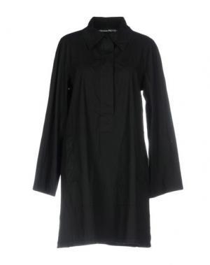 Короткое платье COLLECTION PRIVĒE?. Цвет: черный