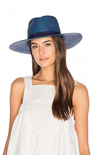 Шляпа jude KIN/K. Цвет: синий