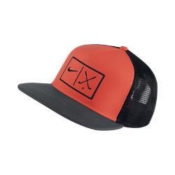 Бейсболка для гольфа  Pro Mesh Nike. Цвет: оранжевый