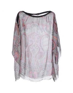 Блузка ROSAMUNDA. Цвет: светло-фиолетовый