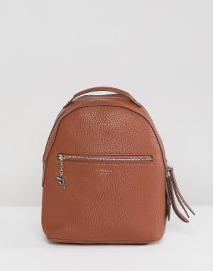 Fiorelli Светло-коричневый мини-рюкзак Anouk. Цвет: рыжий