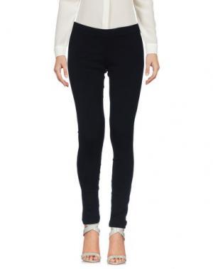 Повседневные брюки JUST FOR YOU. Цвет: черный