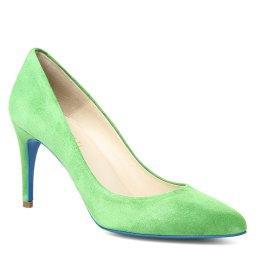 Туфли  1470011C зеленый LORIBLU