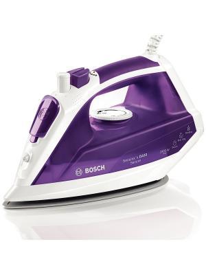 Утюг TDA1024110 2300Вт Bosch. Цвет: фиолетовый, белый