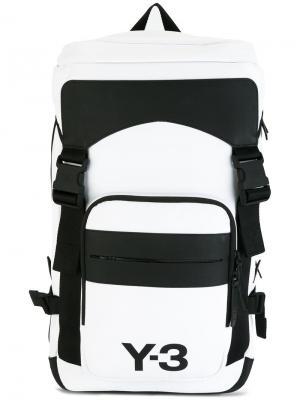 Рюкзак Ultra Tech Y-3. Цвет: белый