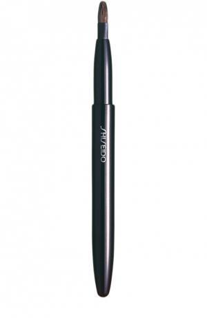 Портативная кисточка для губ Shiseido. Цвет: бесцветный
