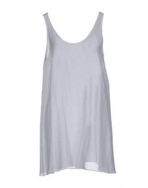 Короткое платье DEVOTION. Цвет: белый