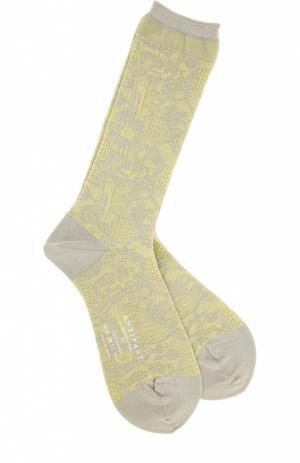 Носки Antipast. Цвет: светло-серый