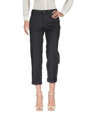 Повседневные брюки LA ROSE. Цвет: черный
