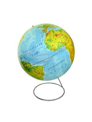 Глобус физический, 42 см Rotondo. Цвет: голубой