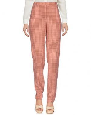 Повседневные брюки NICE THINGS by PALOMA S.. Цвет: оранжевый