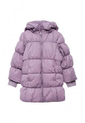 Куртка утепленная Chicco. Цвет: фиолетовый