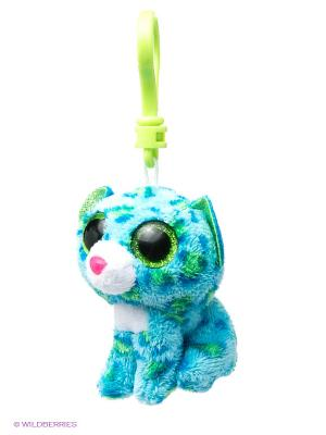 Тигренок Leona TY. Цвет: голубой