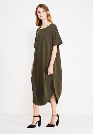 Платье Rinascimento. Цвет: хаки