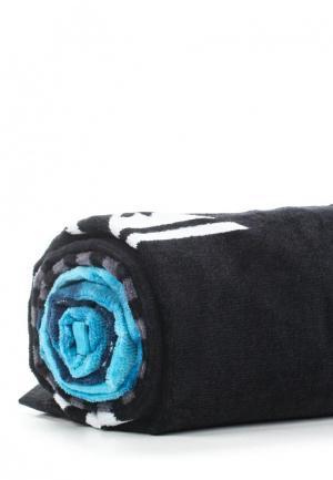 Полотенце Quiksilver. Цвет: разноцветный