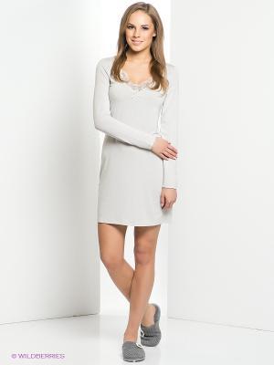Платье LingaDore. Цвет: серый