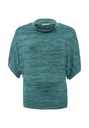 Блуза Svesta. Цвет: бирюзовый