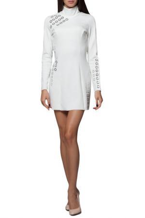 Платье JOELLE YOUNG JO'ELLE. Цвет: белый