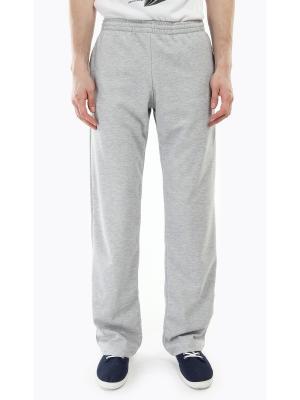 Спортивные брюки ТВОЕ. Цвет: светло-серый