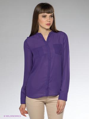 Блузка Dept. Цвет: фиолетовый