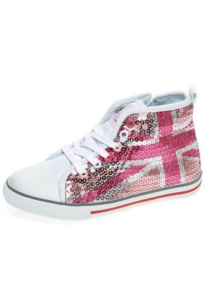 Ботинки Ciao Bimbi. Цвет: малиновый