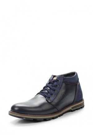 Ботинки iD active. Цвет: синий