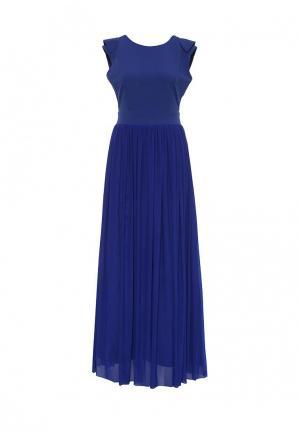 Платье Be In. Цвет: синий