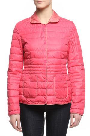 Куртка VERGINIA BLU. Цвет: розовый