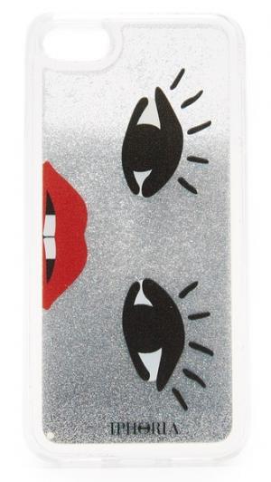 7 Блестящие лицо Liquid для iPhone Iphoria