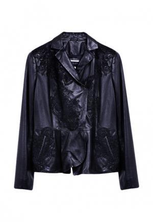 Куртка Carnelli. Цвет: черный