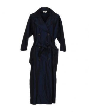 Легкое пальто ISA ARFEN. Цвет: темно-синий